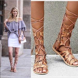 Free People Tall Gladiator Sandals